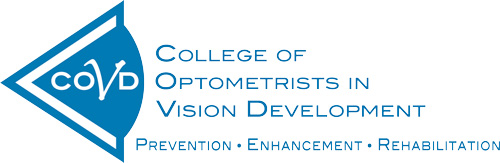 College of Optometrists in Vision Development logo