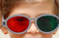 red green glasses - red green glasses vision therapy binocular vision suppression strabismus amblyopia lazy eye optometry high resolution